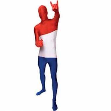 Verkleedkleding  Nederlandse morphsuits tip