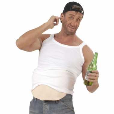 Verkleedkleding  Nep bierbuik kussen tip