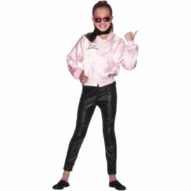 Verkleedkleding  Pink Lady jasje tip