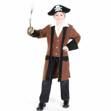 Verkleedkleding piraat kind tip