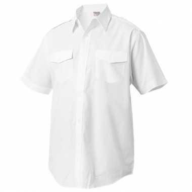 Verkleedkleding  Politie agent overhemden korte mouw tip