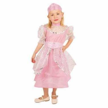 Verkleedkleding  Roze kinder prinsessen jurken tip