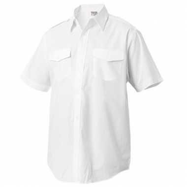 Verkleedkleding  Security agent overhemden korte mouw tip