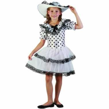 Verkleedkleding  Spaanse jurk Belle meisjes tip