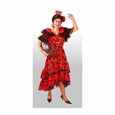 Verkleedkleding  Spaanse salsa jurkjes dames tip