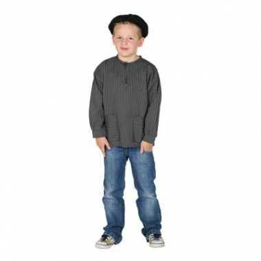 Verkleedkleding  Stoere kinder boeren kiel tip
