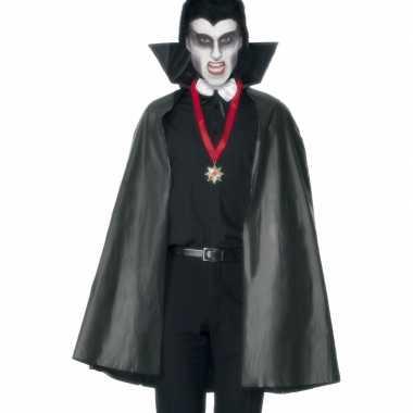 Verkleedkleding  Vampieren cape volwassenen tip