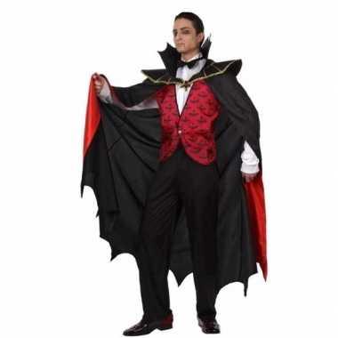 Verkleedkleding  Vampieren mantel volwassenen tip