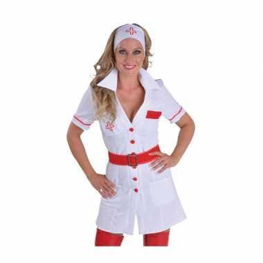 Verkleedkleding  Verpleegster jurkje Dames tip