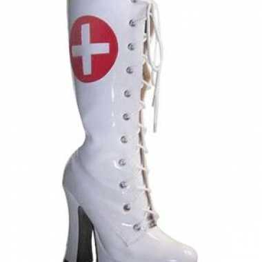 Chaussures Infirmière Avec Croix Rouge VSKp1