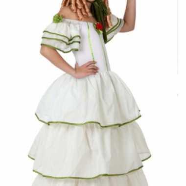 Verkleedkleding  Zuidelijke Belle jurk meisjes tip