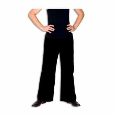 Verkleedkleding  Zwarte broek heren tip