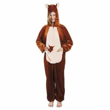 Verkleedverkleedkleding kangoeroe dames tip