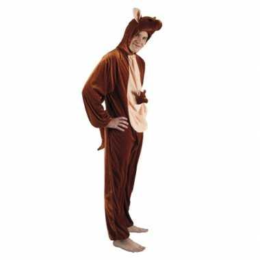 Verkleedverkleedkleding kangoeroe heren tip