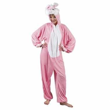 Verkleedverkleedkleding konijn dames tip