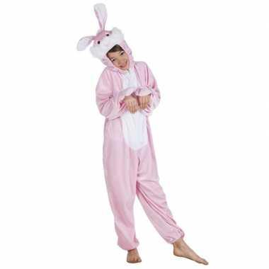 Verkleedverkleedkleding konijn kind tip
