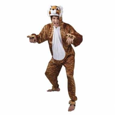 Verkleedverkleedkleding tijger heren tip