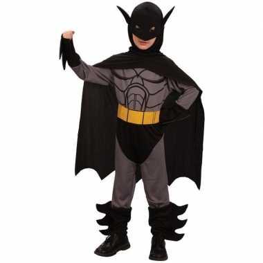 Vleermuisheld verkleedkleding jongens tip