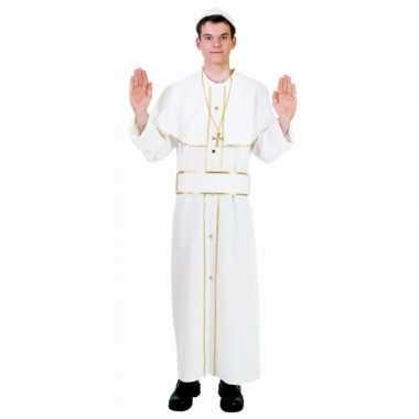Wit Paus verkleedkleding tip