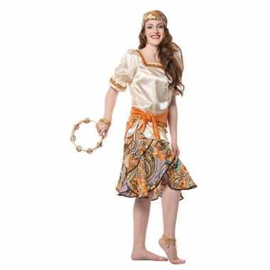 Zigeunerin verkleedkleding volwassenen tip