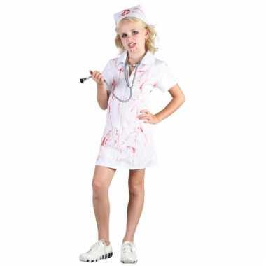 Zombie zustertje meisjes verkleedkleding tip