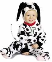 Dalmatiers verkleedkleding baby s