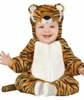 Dierenverkleedkleding tijger verkleed verkleedkleding peuters 12 18 maanden
