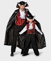 Halloween vampier verkleedkleding