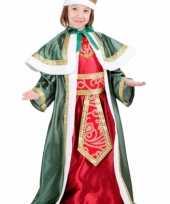 Kinder verkleedkleding drie wijzen