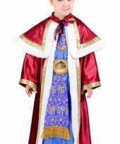 Melchior verkleedkleding kind