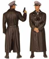 Verkleedkleding lange duitse officieren jas wo2