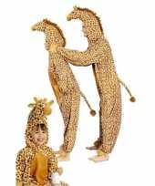 Verkleedverkleedkleding giraffe kind 10079046